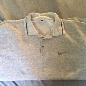 Vintage Nike polo